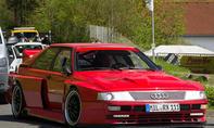 Audi quattro Herold Motorsport
