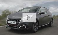 Peugeot 208 GTi: Video