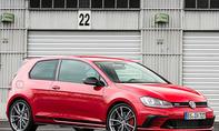 VW Golf GTI Clubsport S: Premiere auf GTI-Treffen 2016
