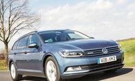 VW Passat Variant 1.6 TDI BlueMotion (2016)