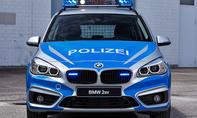 BMW 220d xDrive Gran Tourer Polizeiauto