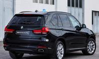 BMW X5 xDrive50i Security Plus Polizeiauto