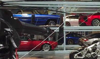 "Filmautos in ""Fast 8"""