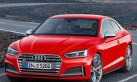 Audi S5 Coupé (2016)