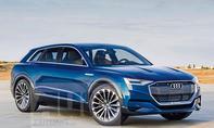 Audi Q6 e-tron (2018)