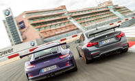 Porsche 911 GT3 RS/BMW M4 GTS: Test