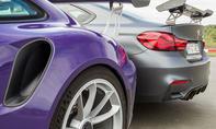 Porsche 911 GT3 RS/BMW M4 GTS: Test