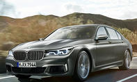 Top-12 der stärksten Luxuslimousinen: BMW M760Li X-Drive