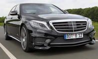 Top-12 der stärksten Luxuslimousinen: Brabus Rocket 900