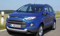 Ford EcoSport: Ab 17.990 Euro