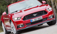 Ford Mustang GT V8 (2016)