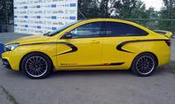 Erste Bilder vom neuen Sport-Lada