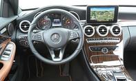 Mercedes C-Klasse C 300 (2016)