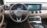 Mercedes E-Klasse E 200 (2016)