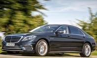Top-12 der stärksten Luxuslimousinen: Mercedes-AMG S 65