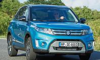 Suzuki Vitara: Ab 17.990 Euro
