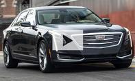 Cadillac CT6 (2016): Video
