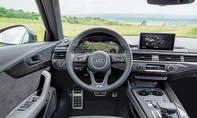 Audi S4 Avant: Erste Fahrt