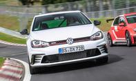 VW Golf GTI Clubsport S: Erste Fahrt