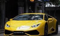 Lamborghini Huracan Zhong
