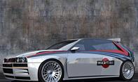 Lancia Delta Integrale II