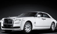 Rolls Royce Ghost Eternal Love