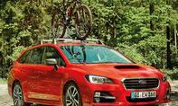 Subaru Levorg Facelift (2016)