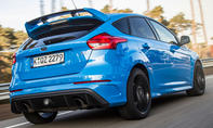 Ford Focus RS: Top-10 der Kompaktsportler