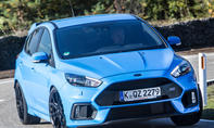 Ford Focus RS 2015 Kompaktsportler