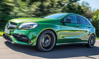 Mercedes-AMG A 45: Top-10 der Kompaktsportler