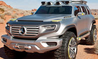 Studie Mercedes Ener-G-Force