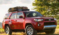 Toyota 4Runner TRD Off-Road 2017