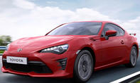 Toyota GT86 Facelift (2016)