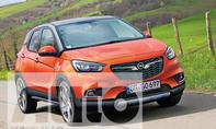 Opel Meriva X (2017)