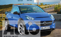 Opel Adam Pick-up (?)