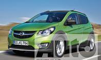 Opel Karl Rocks (2016)