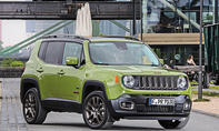Jeep Renegade: Kaufberatung
