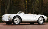 Porsche 550 RS Spyder: Auktion