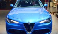 Alfa Romeo Giulia (2016)
