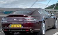 Top-12 der stärksten Luxuslimousinen: Aston Martin Rapide S