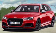 Audi RS 4 Avant (2017)