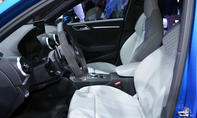 Audi RS 3 Limousine (2017)