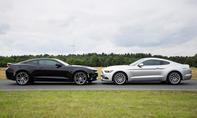 Ford Mustang/Chevrolet Camaro: Vergleich