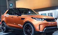 Land Rover Discovery (2016)