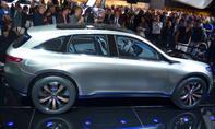Mercedes-Elektrostudie Generation EQ