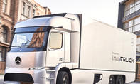 Mercedes Urban eTruck (2020)
