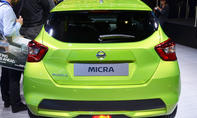 Nissan Micra (2017)
