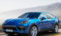 Porsche Cayenne Coupé (2018): Illustration