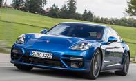 Top-12 der stärksten Luxuslimousinen: Porsche Panamera Turbo S