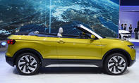 VW T-Cross Breeze (2017)